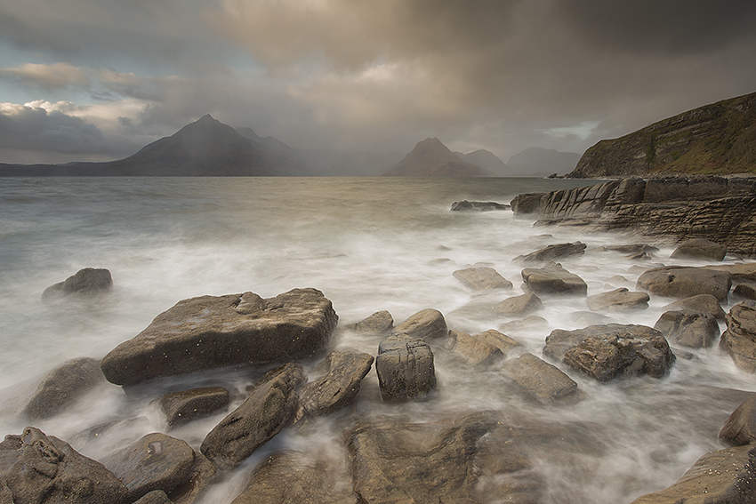 Elgol beach, Skye (Peter Cairns)